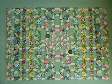 Rosen+Blumenranken-GLANZBILDER,Borten,schön für Puppenstube,toll f Miniatur 1:12