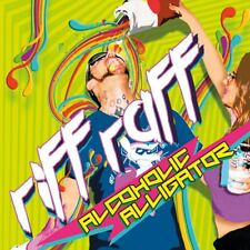 RIFF RAFF - ALCOHOLIC ALIGATOR CD Celebrate 4/20 with album from one of Dopest