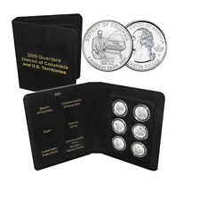 2009 Uncirculated US Mint State Quarters Set in Folder- BU Statehood Quarters