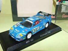 FERRARI F40 N°34 LE MANS 1995 DETAILCARS ART 157