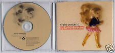 ELVIS COSTELLO Tear Off Your Own Head 2002 UK promo CD