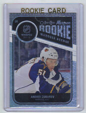11-12 OPC Retro Rainbow Andrei Zubarev Marquee Rookie Card RC #596 Mint