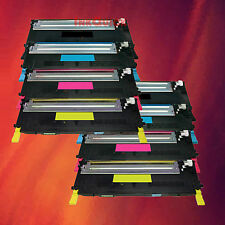 8 Color Toner for Samsung CLP-320N CLX-3185FN