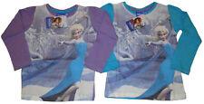 Mädchen-T-Shirts & -Tops mit Rundhals-Ausschnitt aus 100% Baumwolle