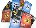 Hunger Games Book Set  Complete books Hardcover Paperback Mix Three Books Fun