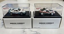 Period Correct X Hot Wheels Lancia 037 & Ford Rs200 Set *In Hand*