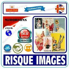Vintage Artistic Victorian & Edwardian Erotic Risque Postcard Images UK