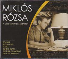 Miklos Rozsa - A Centenary Celebration (3 CD Set, Varese Sarabande, 2007)