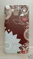 custodia cover rv case rigida fiori flowers per NOKIA LUMIA n 630 635 PELLICOLA