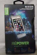 BRAND NEW Lifeproof Fre Power Battery Charging Case For iPhone 6s / 6 - White