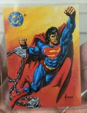 1995 Skybox Superman: Man of Steel - #KS-1 - SUPERMAN ...... ( ͡° ͜ʖ ͡°)
