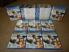 Overwatch GAME OF THE YEAR Edition GOTY PS4 Game BRAND NEW FACTORY SEALED!