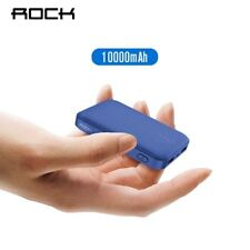 Mini Power Bank Cargador De Batería Externo Portable Dual USB Powerbank 10000 mAh