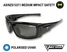 Fuglies PP07 Slabs - ASNZS1337 Foam-Backed Polarised Safety Sunglasses