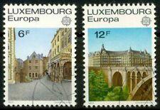 Luxembourg 1977 SG 985 Oblitéré 100% europe CEPT