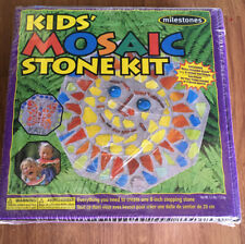 Mosaic Stepping Stone Kit Kids Brand New Sealed