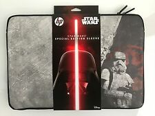 Brand New HP P3S09AA Star Wars Special Edition 15.6-inch Laptop Sleeve Cover