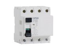 CLIPSAL 4RC425/30 Residual Current Circuit Breaker, 4 Pole, 25A, 30mA, 6kA,