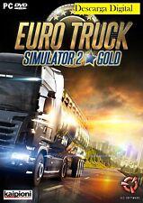 Euro Truck Simulator 2 GOLD Español Descarga Digital