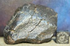NWA Unclassified Meteorite 75 gram specimen with nice shape interesting colors