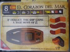 Pirates of the Spanish Main #082 El Corazon Del Mar Pocketmodel CSG