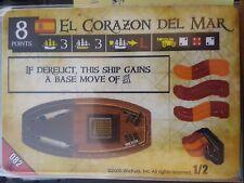 Pirates of the Spanish Main #082 El Corazon Del Mar Pocketmodel CSG