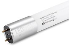 25 unidades LED t8 tubo de vidrio de neón fluorescente 6000k 18w 2700lm 120cm