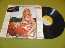 "Robert Valentino Vol.4 RARE France Press ""DUCRETET THOMSON"" LP / 60's Cheesecake"