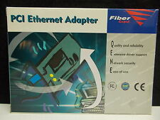 PCI Ethernet Adapter, Fiber line, FL-1860, IEEE802.3 , incl. User Guide #Sch-6