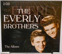 The Everly Brothers + 2 CD Set + The Album + 40 tolle kultige Songs + NEU & OVP