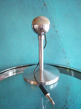 Vintage 1950's Electro Voice 920 crystal harp microphone antique old used # 3