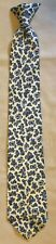 Vintage Andhurst 100% Silk Clip-On Tie