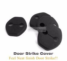 New Door Striker Cover Hook Garnish Black Molding For KIA 2015-2017 Sorento UM