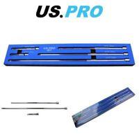 US PRO 5pc 3/8 dr Extra Long Extension Bar Set 100, 150, 350, 450, 600mm 4031