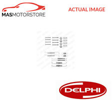 BRAKE DRUM SHOES FITTING KIT REAR DELPHI LY1026 I NEW OE REPLACEMENT