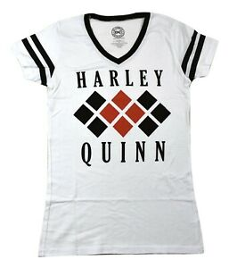 DC Comics Juniors Harley Quinn Tee Shirt New L