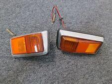 FRONT FENDER LAMP SET OEM HONDA CIVIC CVCC 1200 1500 1975 1976 1977 1978 1979