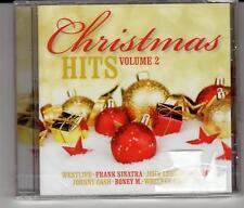 CD:  CHRISTMAS HITS  Volume 2  WESTLIFE Modern Talking BONEY M. Wham uva OVP