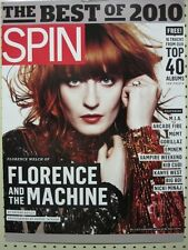 FLORENCE + THE MACHINE 2010 SPIN MAGAZINE PROMOTIONAL POSTER ~NEW~!