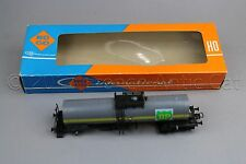 Y326 Roco train Ho 4356 B wagon citerne BP DB tanker Kesselwagen 167 mm 21 RIV