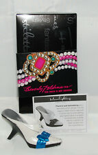 Just The Right Shoe by Raine Shoe Miniatures- Moonlighting Nib