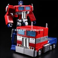 New KBB Pocket Size MP10 Optimus Prime Truck Action Figure Deformabl Toys In Box