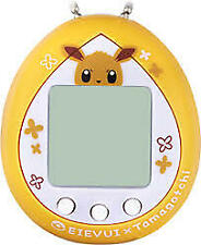 Pokemon Eevee × Tamagotchi Daisuki Eevee ver. Yellow Digital