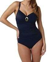 Panache Women's Paloma Underwire Ruched One-Piece Swimsuit