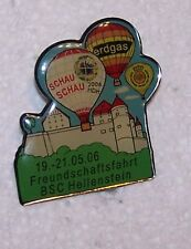 2006 SCHAU ERDGAS WARSTEINER FREUNDSCHAFTSFAHRT BSC HELLENSTEIN #256 BALLOON PIN