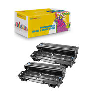 2-Pack Compatible DR510 Drum Cartridge for Brother MFC-9660 MFC-9880 FAX-5750