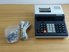 Vintage Unisonic XL-135 Electronic printing Calculator w/Box