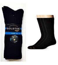 Gold Toe Arch 360 TruFit Men's Crew Socks, Black, 12 pair $29.99 +FREE SHIPPING