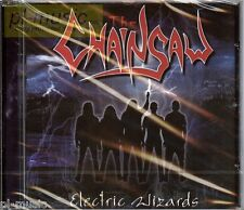 = The CHAINSAW - ELECTRIC WIZARDS /sealed CD  [ heavy metal from POLAND ]