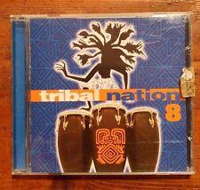 Various – Tribal Nation 8 CD